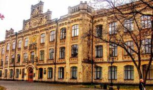 "National Technical University of Ukraine ""Igor Sikorsky Kyiv Polytechnic Institute"""