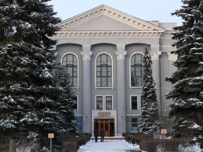 study in ukraine in winter